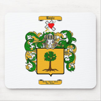 Boyle (Irish) Mouse Pad