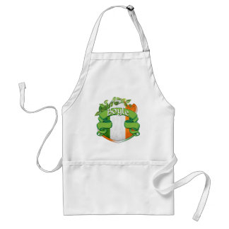 Boyle Irish Shield Adult Apron