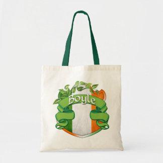 Boyle Irish Shield Bags