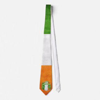 Boyle Irish Shield Neck Tie