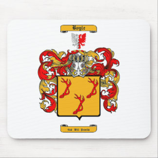 Boyle (Scottish) Mouse Pad