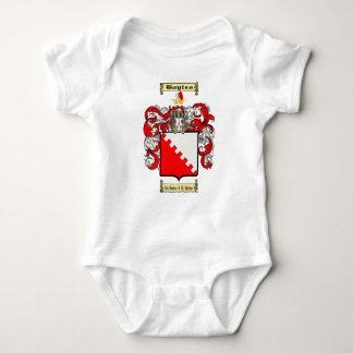 Boyles (Irish) Baby Bodysuit