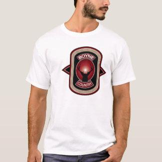 Boyne Country logo T-Shirt