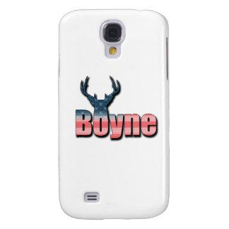 Boyne_Patriotic_deer Funda Para Galaxy S4