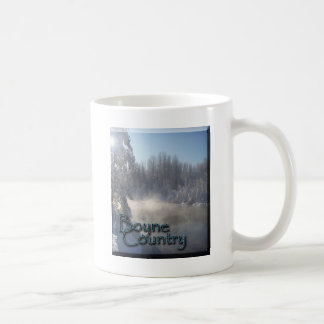 Boyne River Winter Coffee Mug