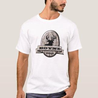 Boyne - Wooden Buck Logo T-Shirt