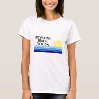 Boynton Beach, Florida T-Shirt