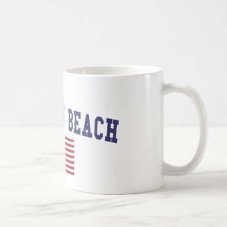 Boynton Beach US Flag Coffee Mug