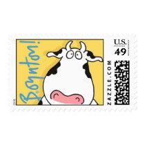 Boynton Cow Postage