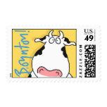 Boynton Cow Postage Stamp