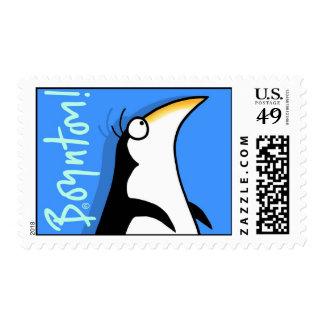 Boynton Personal Penguin Stamps