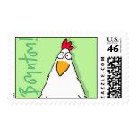 Boynton Philadelphia Chicken Stamps