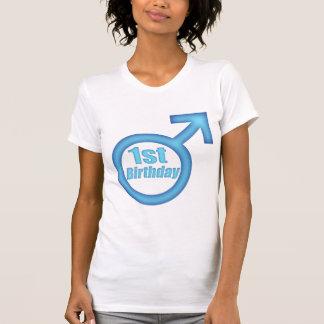 Boys 1st Birthday T Shirts