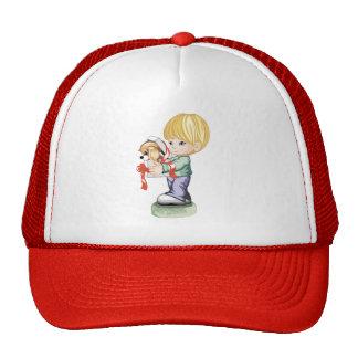 Boy's 1st Puppy Trucker Hat