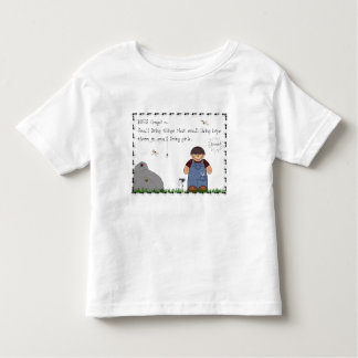 Boys and Bugs Toddler T-shirt