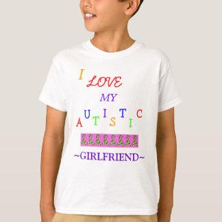Boy's Autistic Love~Girlfriend! ~ Youth T-Shirt