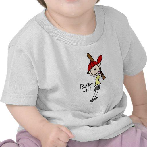 Boys Baseball Batter Up Tshirts and Gifts
