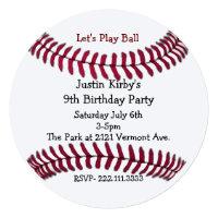 Boy birthday invitations 4900 boy birthday announcements invites boys baseball birthday party invitation filmwisefo Image collections