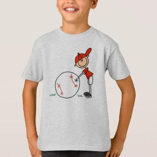 Boys Baseball Customize T-Shirt