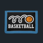 """Boys basketball wallet 