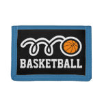 Boys basketball wallet | sports gift for kids