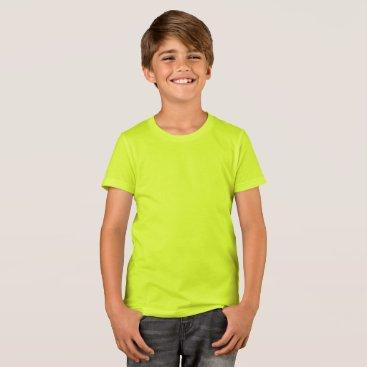 Beach Themed Boys' Bella Canvas Crew T-Shirt