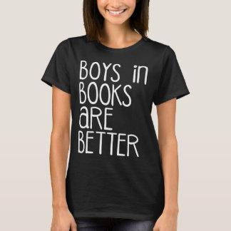 BOYS BETTER IN BOOKS T-Shirt