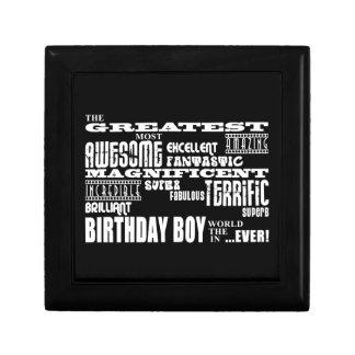 Boys Birthdays : Greatest Most Birthday Boy Jewelry Box