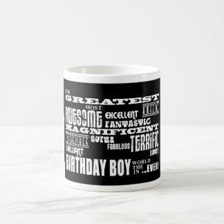 Boys Birthdays : Greatest Most Birthday Boy Coffee Mug
