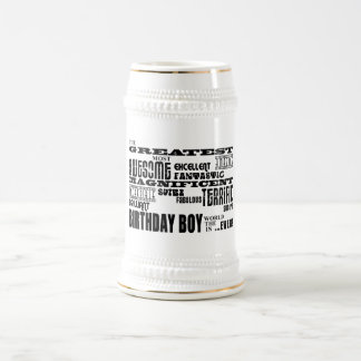 Boys Birthdays : Greatest Most Birthday Boy Coffee Mugs