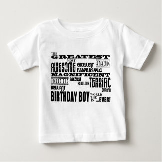 Boys Birthdays : Greatest Most Birthday Boy Shirt