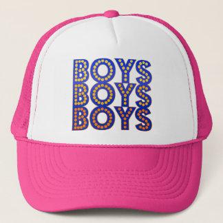 Boys Boys Boys Trucker Hat