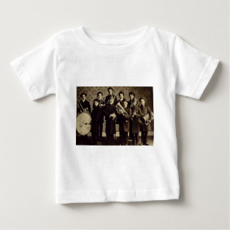 Boys Brass Band, Warsaw Indiana Vintage Baby T-Shirt