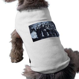 Boys Brass Band, Warsaw Indiana Vintage Dog Clothing