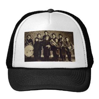 Boys Brass Band, Warsaw Indiana Vintage Trucker Hat