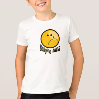 Boys Bullying Hurts T-Shirt