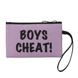 Boys Cheat Coin Wallet