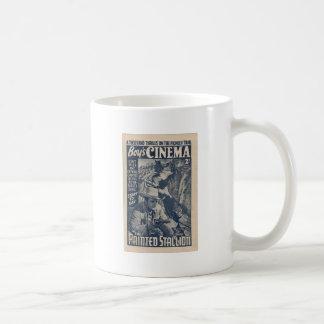 Boys Cinema 1938 - The Painted Stallion Coffee Mug
