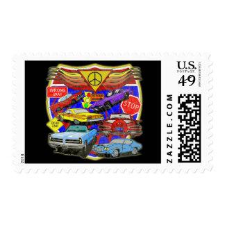 Boys Classic Cars Postage