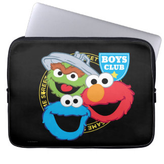 Boys Club Monsters Computer Sleeve