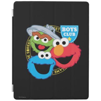 Boys Club Monsters iPad Smart Cover
