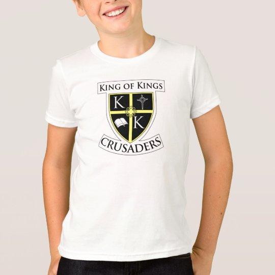 Boys' Crusaders Ringer Tee