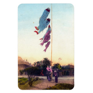Boys' Day Carp Kites (1910) Magnet