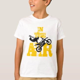 Boys Dirt Bike T-Shirt