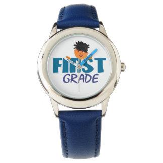 Boys First Grade Wristwatch