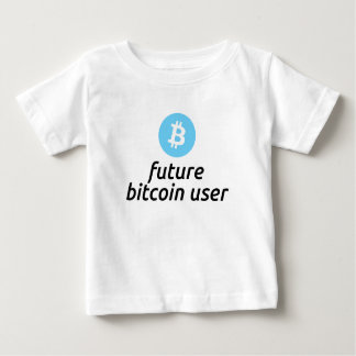 Boys Future Bitcoin User Shirt