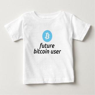 Boys Future Bitcoin User Shirt