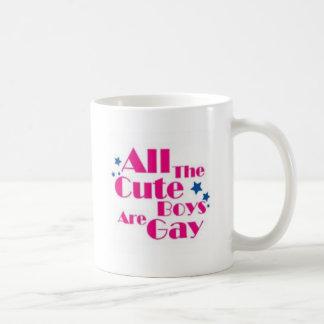 BOYS-GAY COFFEE MUG