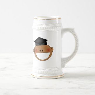 Boys Graduation T-shirts and Gifts Beer Stein