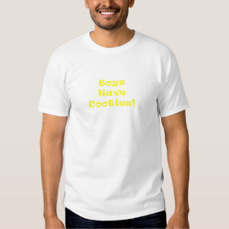 Boys Have Cooties T Shirt